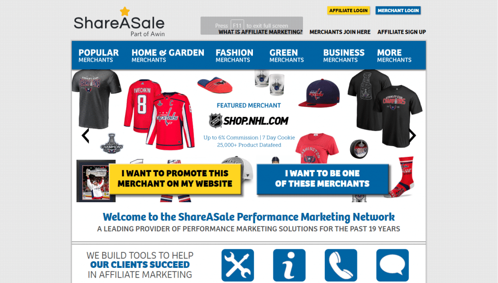 ShareASale Affiliate Reviews