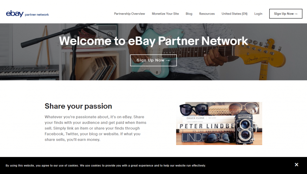 eBay Partners Network Reviews