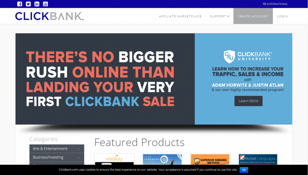 Clickbank Affiliate Reviews