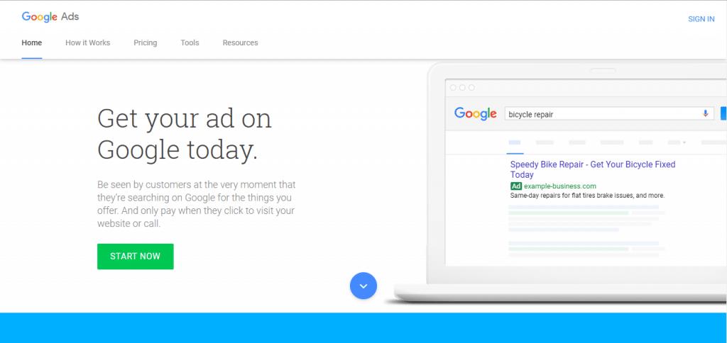 Google Ads Monsterclaw llc