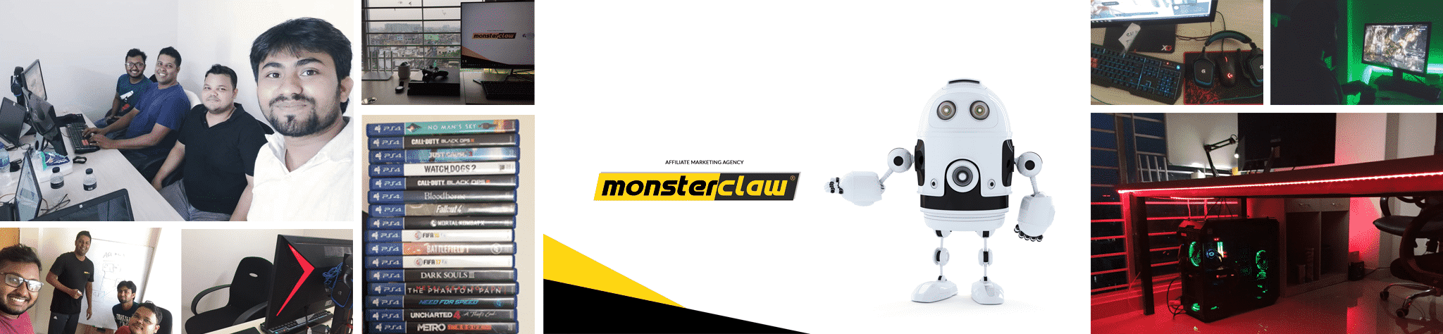 Monsterclaw Team