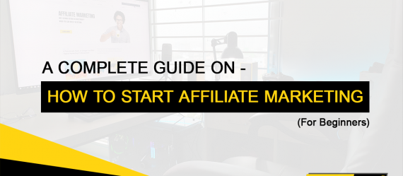 How to start affiliate marketing